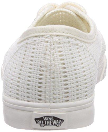 Vans U Authentic Lo Pro Vw7N7Lm, Baskets mode mixte adulte Ivoire (Marshmallow)