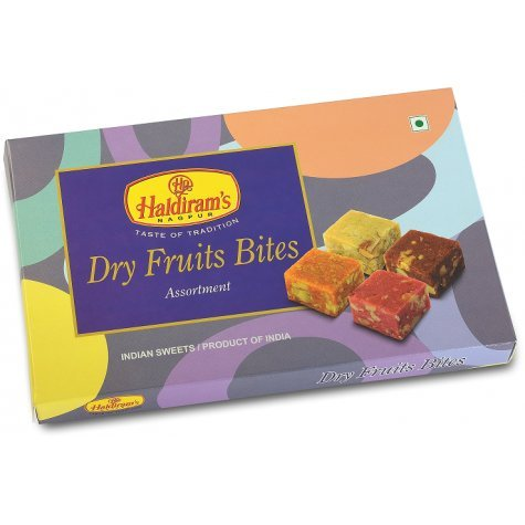 Haldiram's Nagpur Dry Fruit bite 250 gm