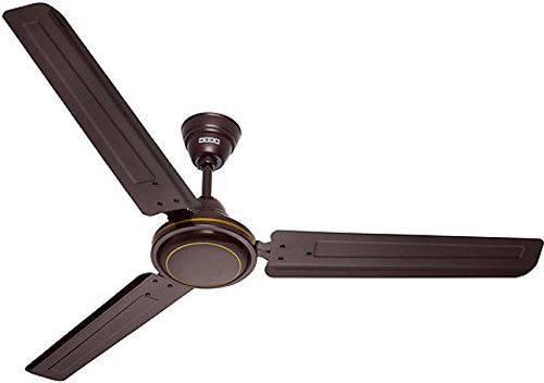Usha Aerostyle 3 Blade 1200 MM Ceiling Fan (Brown)