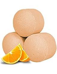 Sachet de 15 minis boules de bain - Orange Frais