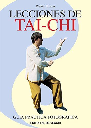 Lecciones de Tai-chi por Walter Lorini