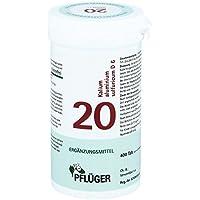 Pflüger bioquímica 20 el potasio Alum. sulf.