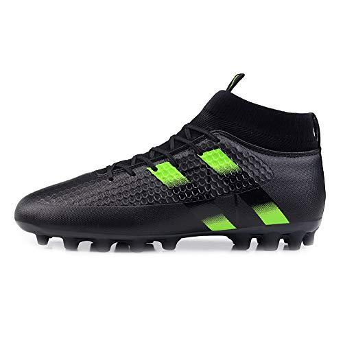 Zapatos De Cuero Fútbol De Los Hombres De Fútbol