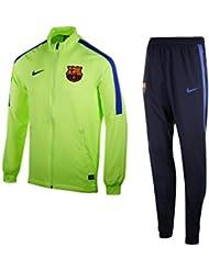 Nike barcelona anzug
