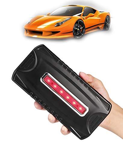 Preisvergleich Produktbild LIDAUTO Auto Starthilfe 12 V 24 V Ladegerät Auto Battery Booster Power Bank Multifunktions 4 * USB mit Taschenlampe 23000 mAh