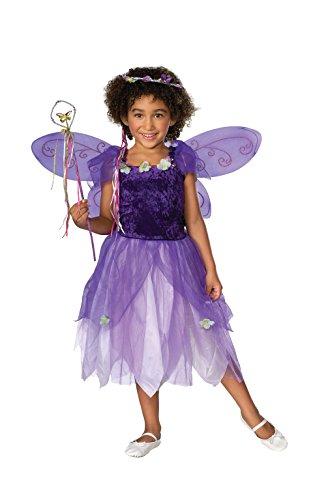 Rubie's Offizielles Plum Pixie Kostüm Mädchen -