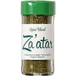 USIMPLY SEASON LIFE BOLDLY FLAVORED Za'atar (Zatar/Zaatar / Zahtar) Würzen Mischung 2 oz / 57 G