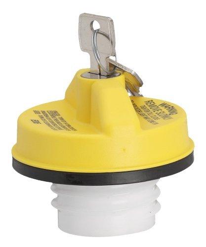 Stant 10504Y E85 Flex Fuel Locking Gas Cap by Stant - E85 Flex Fuel
