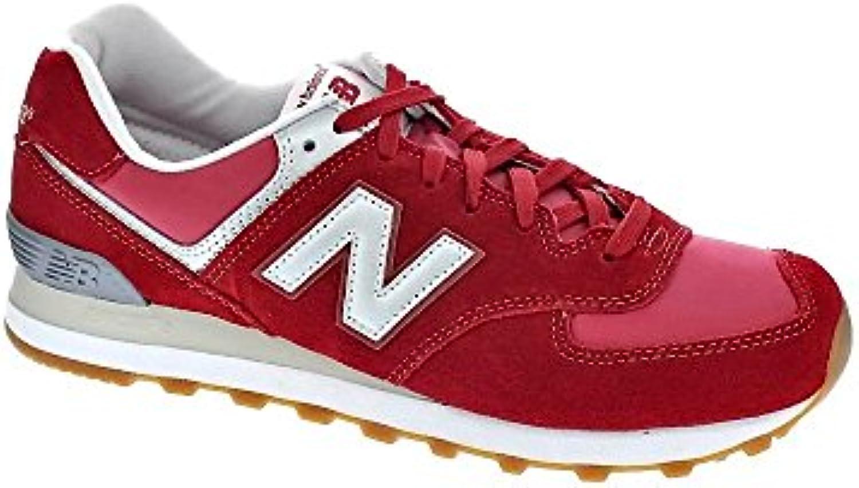 New Balance   Herren Sneaker rot rot