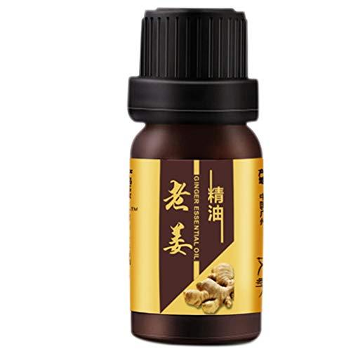 Babysbreath17 Wormwood Lavendel Ingwer Oliven Rose Ätherisches Öl Aromatherapie Wormwood ätherisches Körpermassage Relax Scraping Öl 4 10ml - Ingwer-raum-spray
