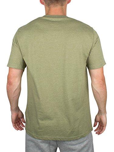 Converse Herren Pocket Patch Tee T-Shirt Grün