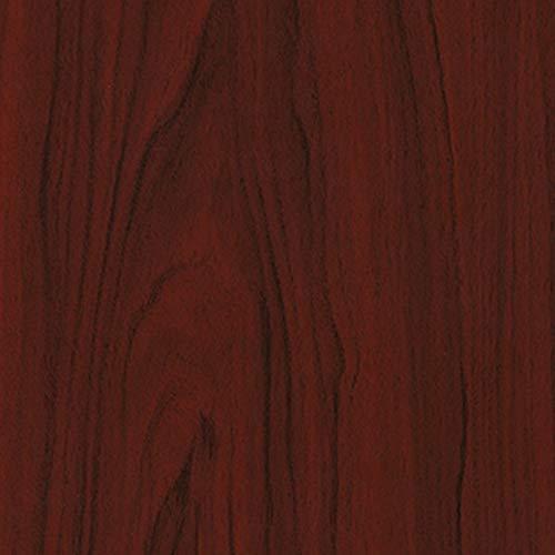 Möbelfolie d-c-fix Holzfolie Mahagoni dunkel 45cm Breite Laufmeterware selbstklebende Klebefolie Folie Holz Dekor