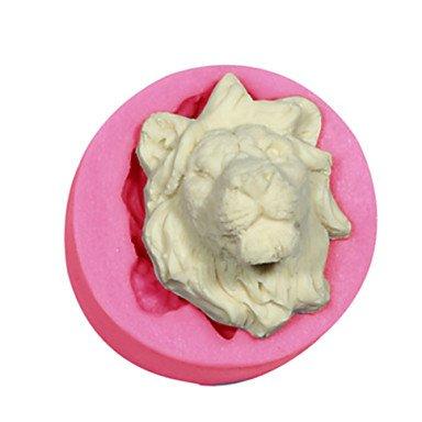 lllzz Kuchen dekorieren Löwen Form Silikon Löwen Kopf Form für Fondant Candy Crafts Jewelry Schokolade PMC Kunstharz Clay - Turtles-silikon-form Ninja
