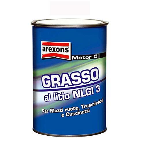 Grasso al litio AREXONS NLGI 3 850gr