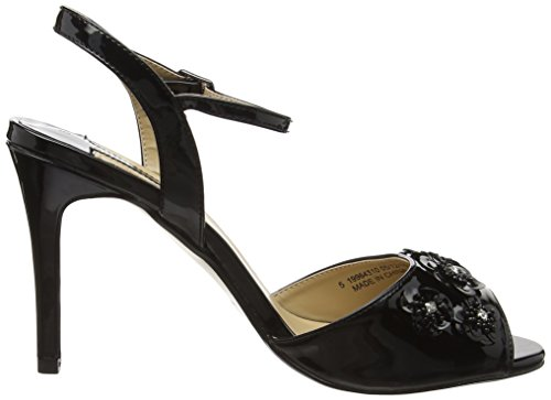 Sandal noir ouvert femme Bout Dorothy Noir Perkins Escarpins Scarlett S1Bw1Uq6