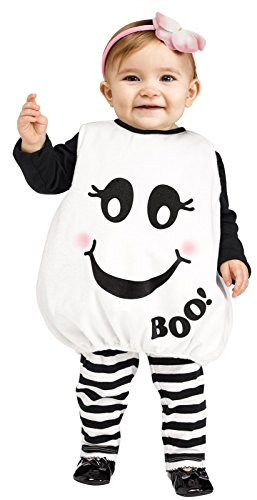 Baby Boo Ghost Infant Costume by Fun World