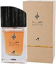 Ajmal Qafiya 02 Spray for Unisex, 75ml