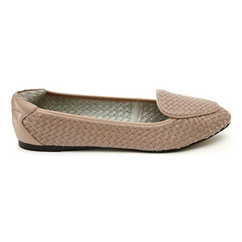 Cocorose London Clapham - Dusky Pink - EU 37 (Frauen Beschränkt Schuhe Flache)