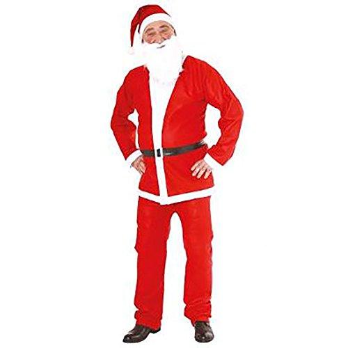 Generique - Déguisement Père Noël Adulte