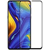 ADRY Xiaomi Mi Mix 3 Screen Protector, 3D Full Coverage Premium Tempered Glass for Xiaomi Mi Mix 3