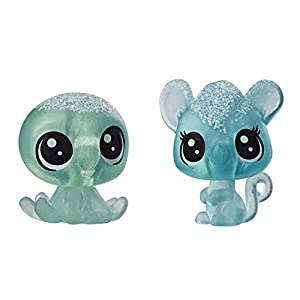 Littlest Pet Shop- Frosted Wonderland Pairs, Multicolor (Hasbro E5482EU5)