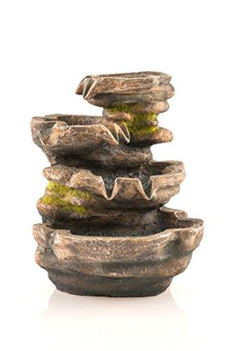 pajoma Zimmerbrunnen Stones, 20,5 x 15,5 x 25,5 cm