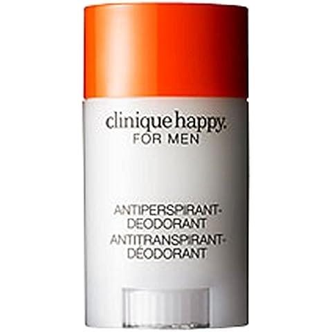 Clinique Feliz Para Los Hombres Desodorante Desodorante En Barra 75g (Paquete de 6)