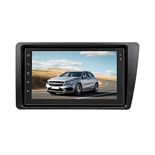 7 \'\' Smart Android 6.0 2 Din Car Stereo Radio Player Navegación GPS con BT WIFI AM/FM Ajuste para Honda Civic 2001-2005 volante a la izquierda