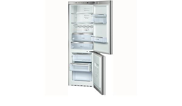 Bosch Kühlschrank Vereist Hinten : Bosch kgn s freistehende kühlgefrierkombination a kühlen