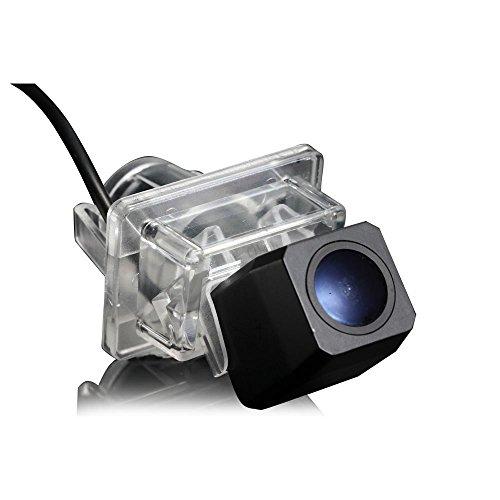 kalakus Rückfahrkamera Wasserdicht Nachtsicht Auto Rückansicht Kamera Einparkhilfe Rückfahrsystem für C Klass E Klass E Klass W204/W216/C204/W212/C207/S12/W221/R231 Ge-wireless-kamera
