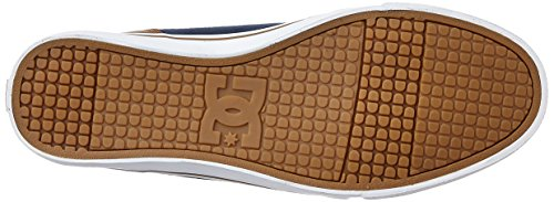 DC Shoes  Tonik W SE, Sneakers basses femme Bleu - Blue/Brown/White
