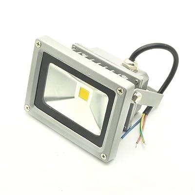 10W WARMWEISS - LED Flutlicht Fluter Strahler Scheinwerfer Licht objektbeleuchtung SMD IP65