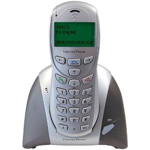 DECT/USB Wireless Dual Mode (Internet & Home) Phone/Telefono Tesco