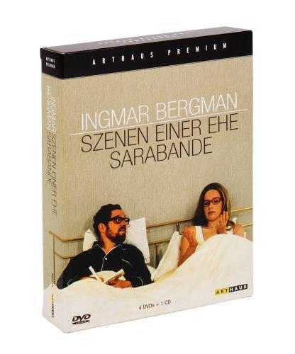 """Szenen einer Ehe / Sarabande - Arthaus Premium Edition incl. Hörspiel """"Fisch"""" (4 DVDs + Audio-CD): Alle Infos bei Amazon"""
