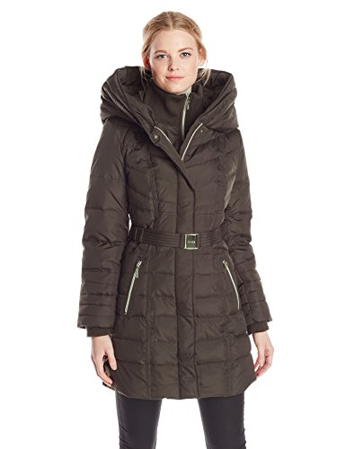kensie-womens-long-down-coat-with-hood-military-medium