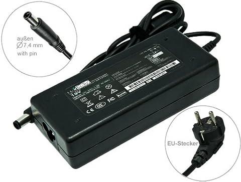 D'originale Luxburg 90W Adaptateur chargeur secteur AC Adapter pour ordinateur portable HP Compaq 6500 6700 2230s 6510b 6515b 6520s 6530b 6530s 6531s 6535b 6535s 6710b 6710s 6730b 6735b. 6735s 6910p 6930p 8510p 8510w 8710p 8710w G50 G60 G61 G70 G71 HDX16 X16 compatible avec 374791-001 384020-002 391173-001 416421-021. Avec câble d'alimentation standard européen.