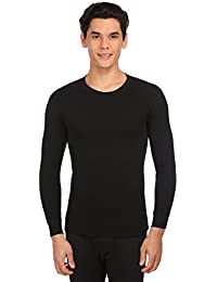 Men's Black THERMAL TOP