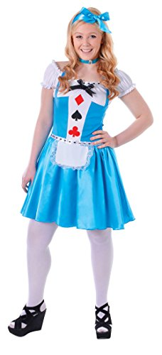 RL FANCY DRESS COSTUME (Alice Im Wunderland Kostüm Ideen)