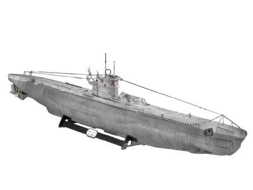 revell-05015-u-boot-tipo-viic-kit-di-modello-in-plastica-scala-172