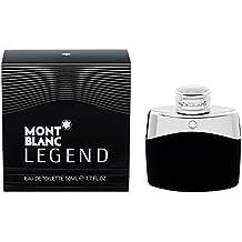 Perfume para hombre Mont Blanc Legend Eau De Toilette 50ml Neuf Blister.