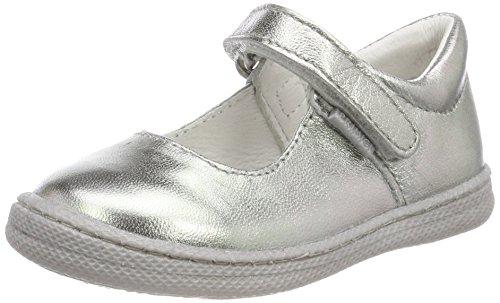 (Primigi Mädchen PTF 14322 Geschlossene Ballerinas, Silber (Alluminio 55), 31 EU)