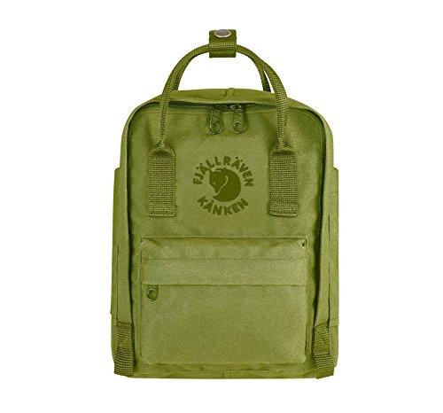 Fjällräven Re-Kanken Mini Rucksack, Spring Green, 29 x 20 x 13 cm, 7 L