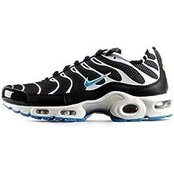 Nike 604133-944 Scarpe Sportive, Uomo, Nero (Black/Vivid Blue/White), 40