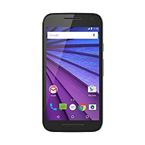 Moto G 3rd Generation (Black, 8GB)