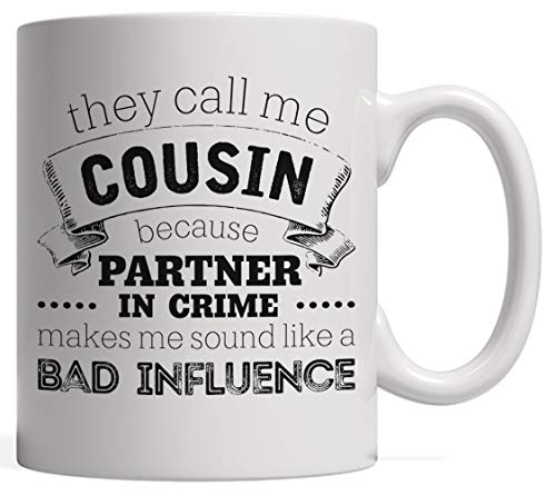 They Call Me Cousin Because Partner In Crime Makes Me Sound Like A Bad Influence | A Funny Gag...