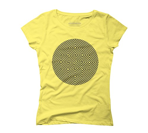 circle kinetic art Women's Graphic T-Shirt - Design By Humans