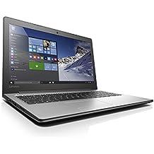 (CERTIFIED REFURBISHED) Lenovo Ideapad 310 15ISK 15.6-inch Laptop (I3-6100U/4GB/1TB/Dos/Integrated Graphics), Black