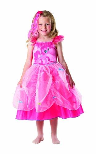My Little Pony Kinder Kostüm Pinkie Pie Prinzessin Karneval - Pinkie Pie Kinder Kostüm