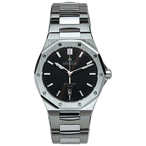 Michel Herbelin Unisex Erwachsene-Armbanduhr 1631/B14