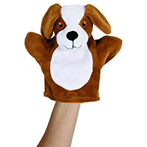 Large Dog Hand Puppets